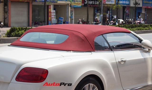 Hàng hiếm Bentley Continental GT Convertible Mulliner của đại gia Hải Phòng - Ảnh 12.