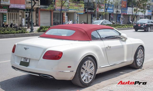 Hàng hiếm Bentley Continental GT Convertible Mulliner của đại gia Hải Phòng - Ảnh 3.