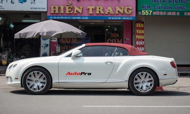 Hàng hiếm Bentley Continental GT Convertible Mulliner của đại gia Hải Phòng - Ảnh 10.