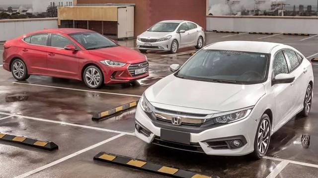 Sedan hạng C tại Việt Nam bắt đầu cuộc đua về giá và trang bị