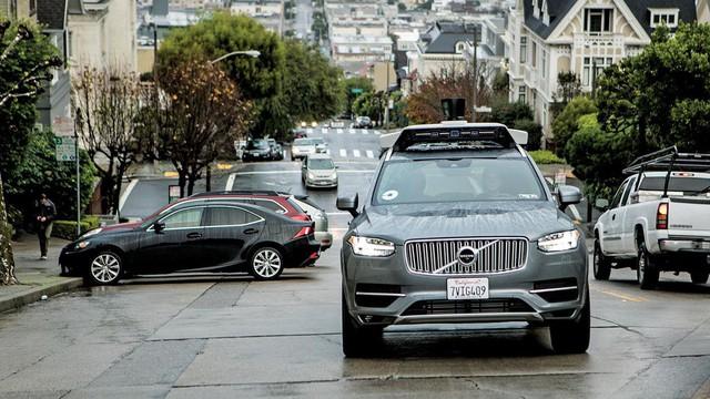 Công nghệ tự lái đối mặt vô vàn thách thức sau vụ tai nạn chết người đầu tiên