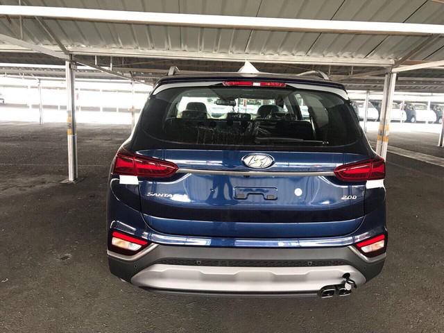Hyundai Santa Fe thế hệ mới về Việt Nam - Ảnh 4.