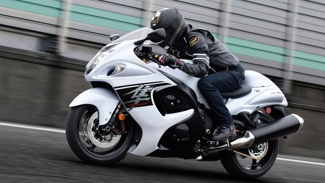 Ý nghĩa ẩn sau tên xe mô tô - Ảnh 2.