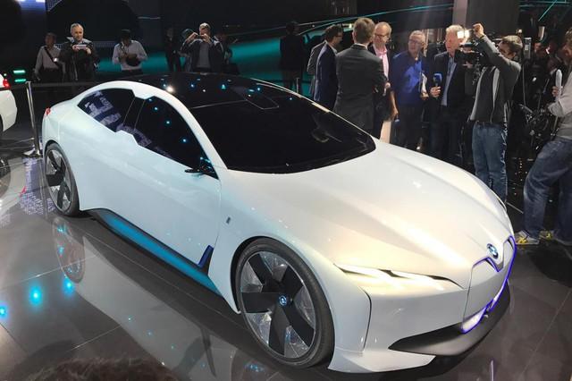 BMW hé lộ kế hoạch xe điện mới, có SUV chủ lực iX3 - Ảnh 5.