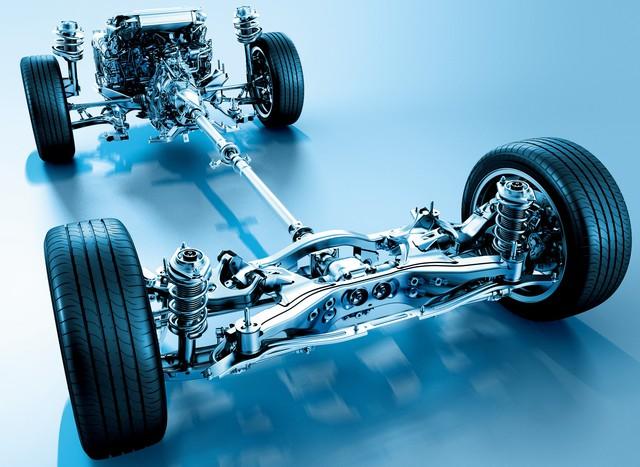 Những công nghệ tạo nên đặc trưng của xe Subaru - Ảnh 1.