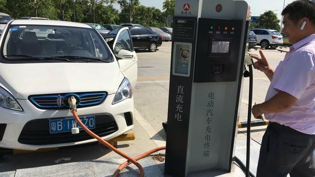 7 năm tới, giá ô tô điện có thể rẻ hơn xe xăng - Ảnh 2.