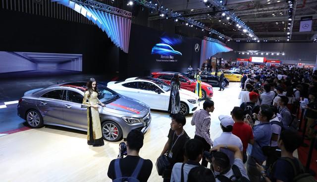 Mercedes-Benz có mặt trong danh sách những môi trường làm việc tốt nhất tại Việt Nam - Ảnh 3.