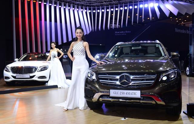 Mercedes-Benz có mặt trong danh sách những môi trường làm việc tốt nhất tại Việt Nam - Ảnh 1.