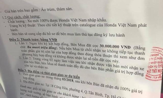 Đại lý chốt lịch giao xe Honda CR-V 2018 sớm hơn nhiều so với dự kiến - Ảnh 2.