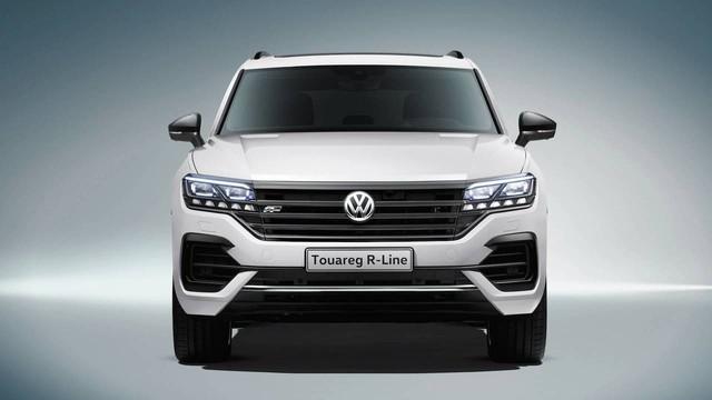 Volkswagen Touareg 2019 lột xác thế nào so với thế hệ trước? - Ảnh 2.