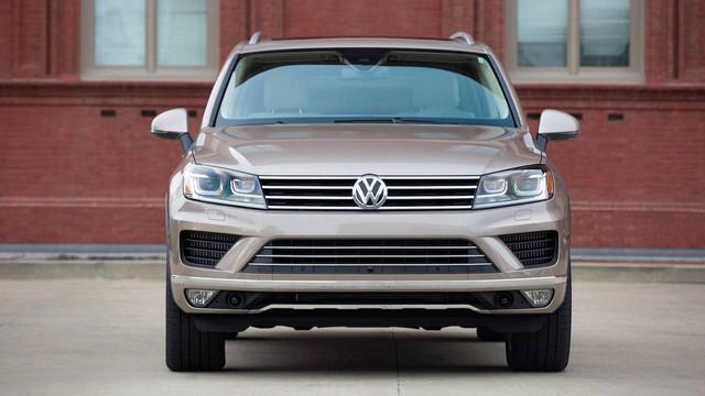 Volkswagen Touareg 2019 lột xác thế nào so với thế hệ trước? - Ảnh 1.
