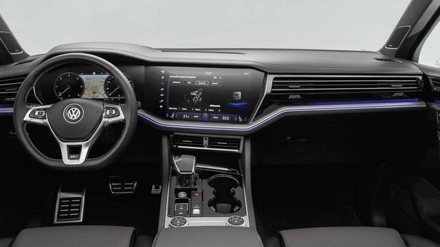 Volkswagen Touareg 2019 lột xác thế nào so với thế hệ trước? - Ảnh 8.