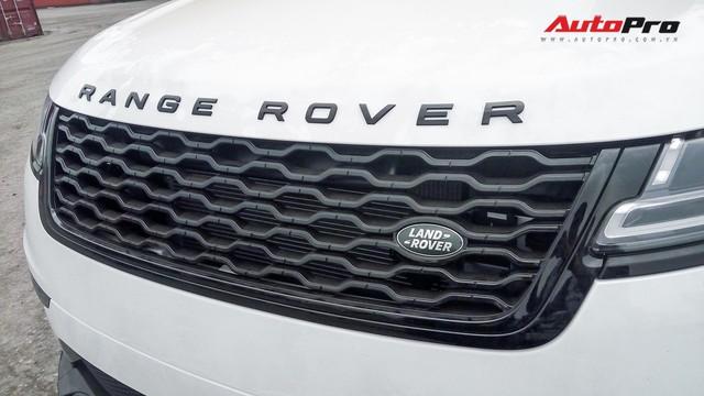 Khui công Range Rover Velar HSE P250 R-Dynamic đầu tiên tại Việt Nam - Ảnh 14.