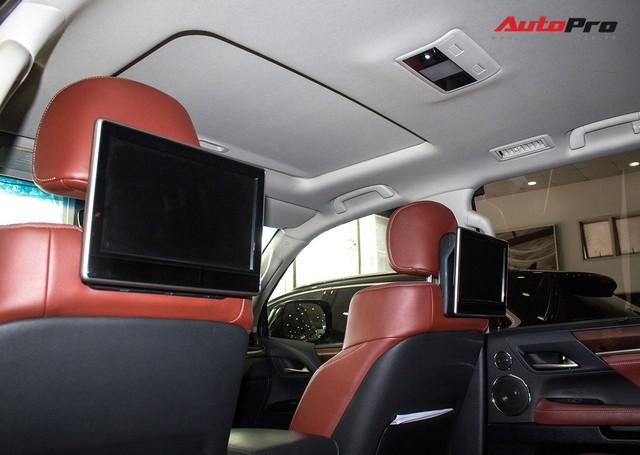 Lexus LX570 2016 nhập Mỹ lăn bánh 20.000km bán lại giá 7,3 tỷ đồng - Ảnh 18.