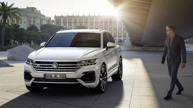 Volkswagen Touareg 2019: Liệu có phù hợp cho cả Trung Quốc lẫn châu Âu? - Ảnh 2.