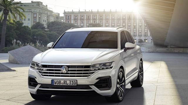 Volkswagen Touareg 2019: Liệu có phù hợp cho cả Trung Quốc lẫn châu Âu?