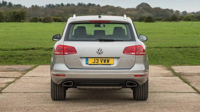 Volkswagen Touareg 2019 lột xác thế nào so với thế hệ trước? - Ảnh 3.