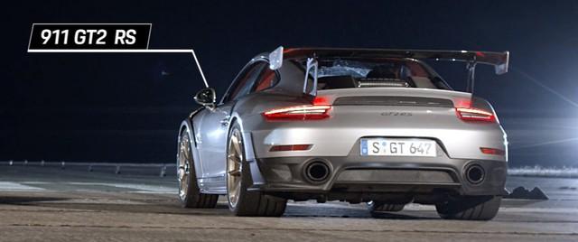 [Video] 5 xe có khả năng tăng tốc nhanh nhất của Porsche - Ảnh 3.