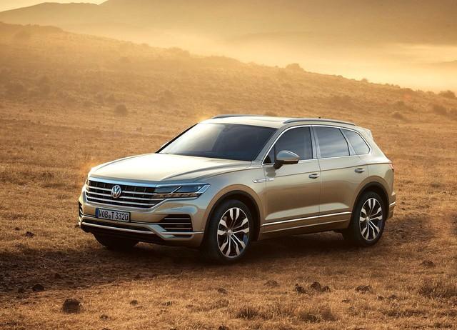 Volkswagen Touareg 2019: Liệu có phù hợp cho cả Trung Quốc lẫn châu Âu? - Ảnh 3.