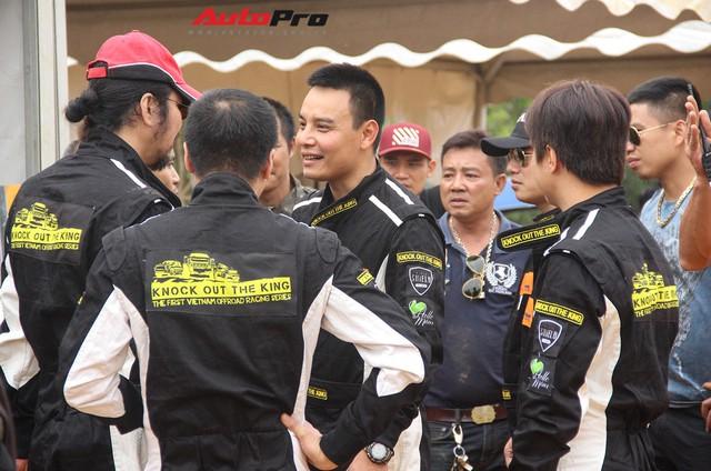 Xem ô tô bay, đua tốc độ tại Knock out the King 2018 ở Hà Nội - Ảnh 3.