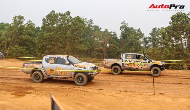 Xem ô tô bay, đua tốc độ tại Knock out the King 2018 ở Hà Nội - Ảnh 11.
