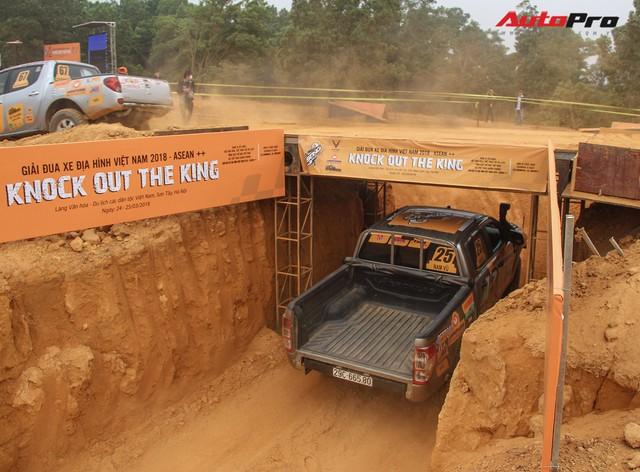 Xem ô tô bay, đua tốc độ tại Knock out the King 2018 ở Hà Nội - Ảnh 16.