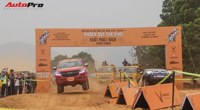 Xem ô tô bay, đua tốc độ tại Knock out the King 2018 ở Hà Nội - Ảnh 31.