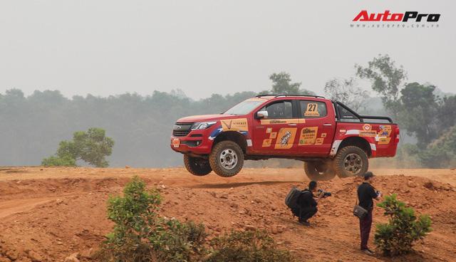 Xem ô tô bay, đua tốc độ tại Knock out the King 2018 ở Hà Nội - Ảnh 32.