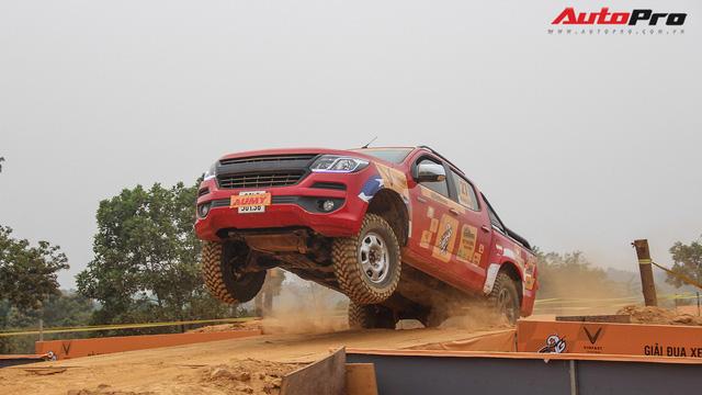 Xem ô tô bay, đua tốc độ tại Knock out the King 2018 ở Hà Nội