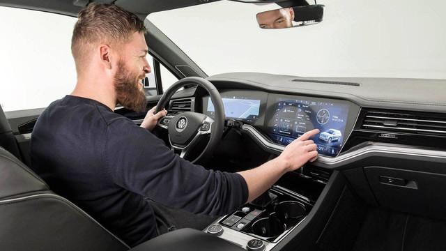 Những công nghệ hào nhoáng trên Volkswagen Touareg 2019 - Ảnh 10.