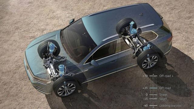 Những công nghệ hào nhoáng trên Volkswagen Touareg 2019 - Ảnh 2.