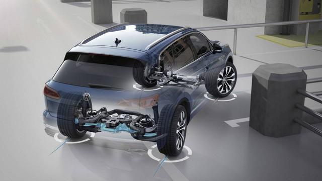 Những công nghệ hào nhoáng trên Volkswagen Touareg 2019 - Ảnh 3.