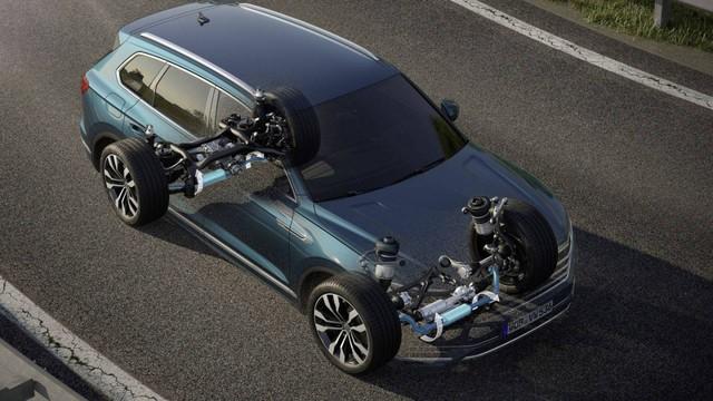 Những công nghệ hào nhoáng trên Volkswagen Touareg 2019 - Ảnh 4.