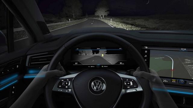 Những công nghệ hào nhoáng trên Volkswagen Touareg 2019 - Ảnh 6.