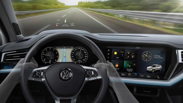 Những công nghệ hào nhoáng trên Volkswagen Touareg 2019 - Ảnh 7.