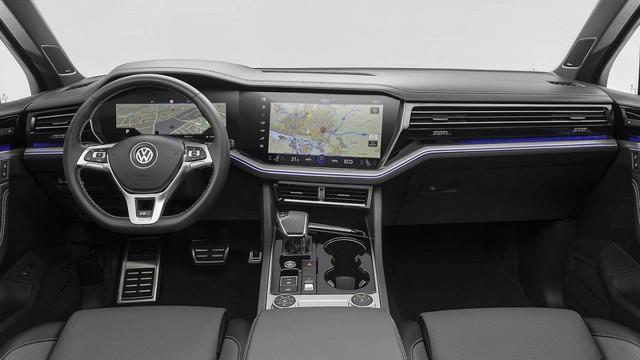 Những công nghệ hào nhoáng trên Volkswagen Touareg 2019 - Ảnh 8.
