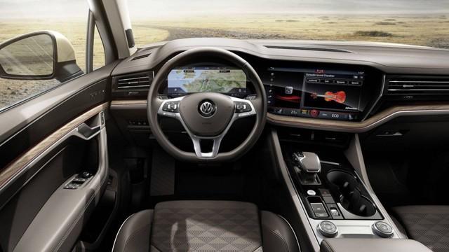 Những công nghệ hào nhoáng trên Volkswagen Touareg 2019 - Ảnh 9.