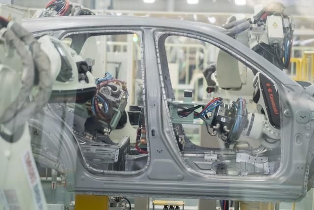 Khám phá bên trong nhà máy THACO Mazda lớn nhất Đông Nam Á - Ảnh 10.