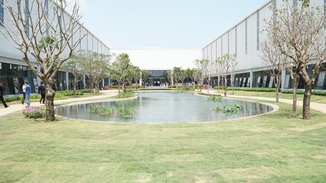 Khám phá bên trong nhà máy THACO Mazda lớn nhất Đông Nam Á - Ảnh 26.