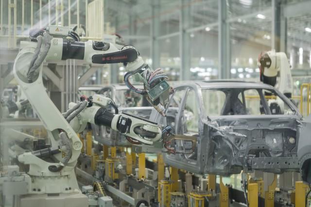 Khám phá bên trong nhà máy THACO Mazda lớn nhất Đông Nam Á - Ảnh 11.