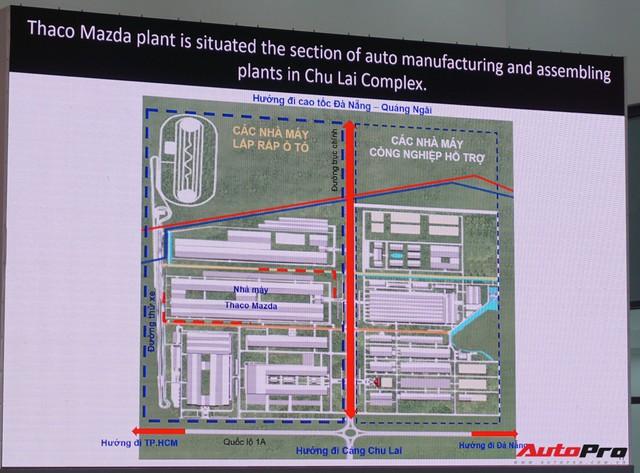 Khám phá bên trong nhà máy THACO Mazda lớn nhất Đông Nam Á - Ảnh 4.