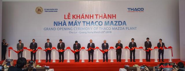 Khám phá bên trong nhà máy THACO Mazda lớn nhất Đông Nam Á - Ảnh 7.