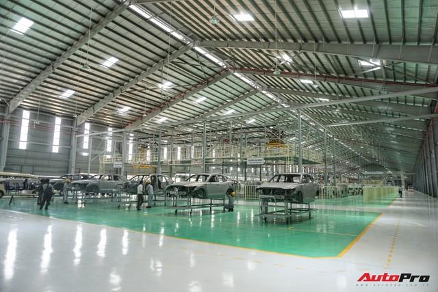 Khám phá bên trong nhà máy THACO Mazda lớn nhất Đông Nam Á - Ảnh 13.