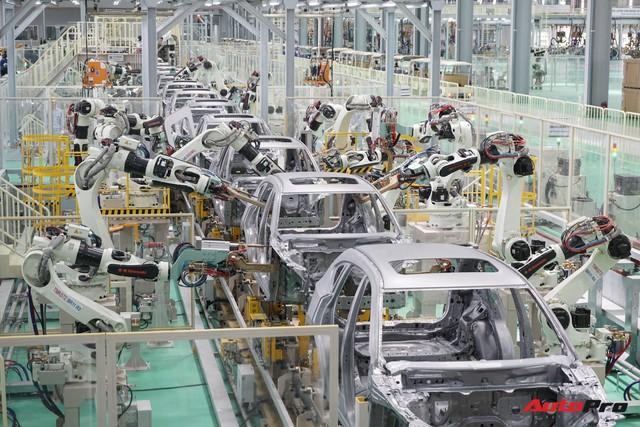 Khám phá bên trong nhà máy THACO Mazda lớn nhất Đông Nam Á - Ảnh 9.