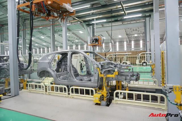 Khám phá bên trong nhà máy THACO Mazda lớn nhất Đông Nam Á - Ảnh 14.