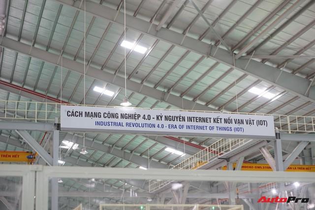 Khám phá bên trong nhà máy THACO Mazda lớn nhất Đông Nam Á - Ảnh 3.
