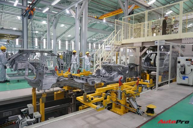 Khám phá bên trong nhà máy THACO Mazda lớn nhất Đông Nam Á - Ảnh 15.