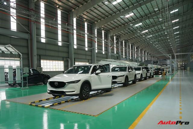 Khám phá bên trong nhà máy THACO Mazda lớn nhất Đông Nam Á - Ảnh 21.