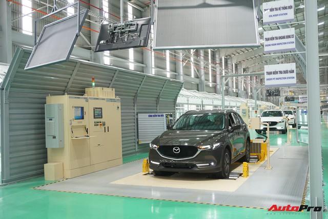 Khám phá bên trong nhà máy THACO Mazda lớn nhất Đông Nam Á - Ảnh 22.