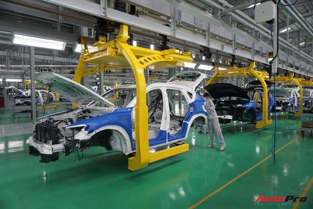 Khám phá bên trong nhà máy THACO Mazda lớn nhất Đông Nam Á - Ảnh 20.